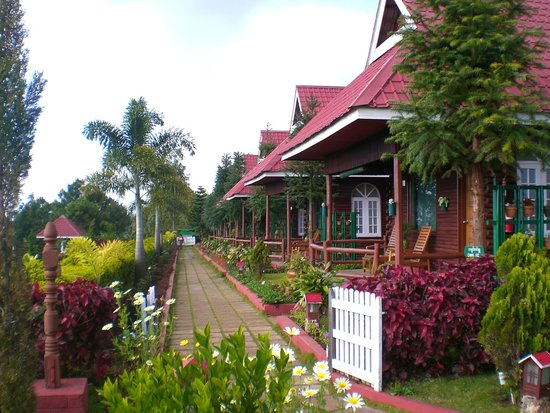 Hill Top Villa Resort Kalaw: superior rooms
