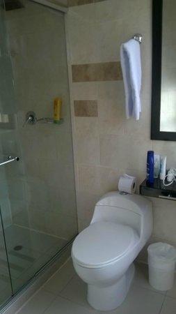 Hotel Plaza 36: Bathroom