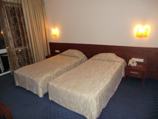 Hotel Glarus: Zimmer