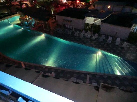 Hotel Glarus: Pool