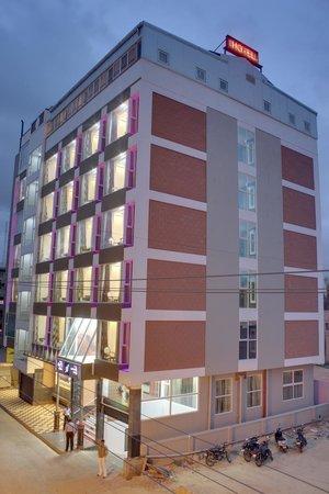 Hotel SRT Alpines: Hotel View
