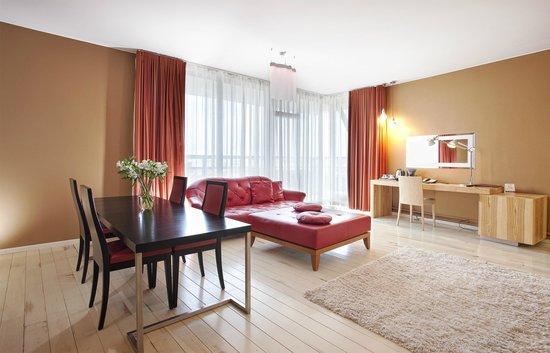 Hestia Hotel Europa: Suite
