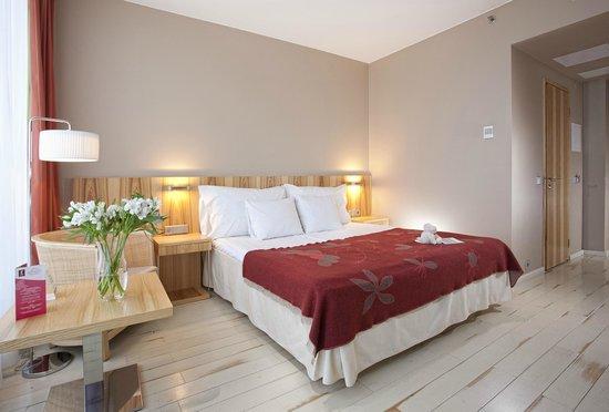 Hotel Euroopa: Standard room