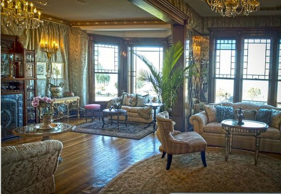 Baker House Hotel : Private Guest Lounge