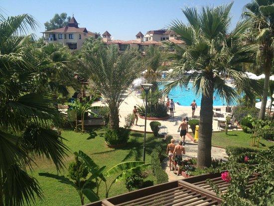 Saphir Hotel: delux oda