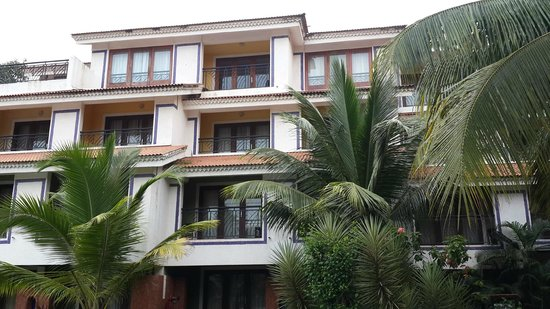 DoubleTree by Hilton Hotel Goa - Arpora - Baga: great property