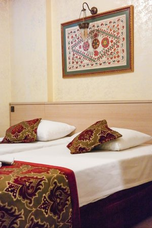 Art City Hotel Istanbul: Neat and clean bedrooms