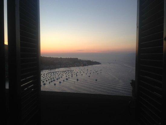 Albergo Il Monastero: L'ora del tramonto... panorama dalla Superior Matrimoniale