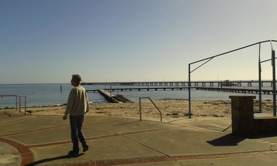 Sandy Bay Holiday Park: The Jetty near by