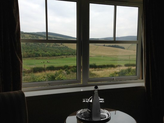 Macdonald Cardrona Hotel, Golf & Spa: Room with a view