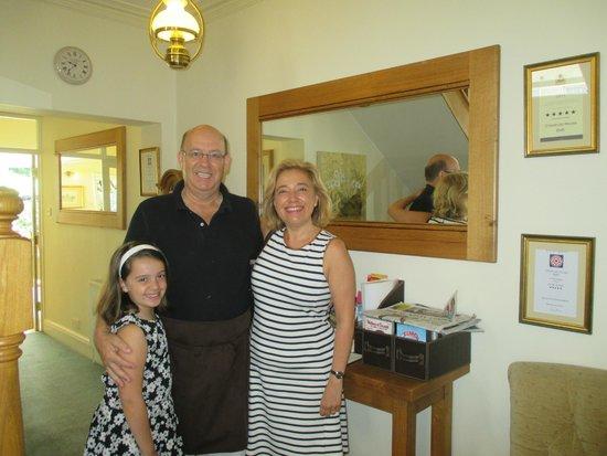 Chestnuts House: Tony, un magnífico anfitrión
