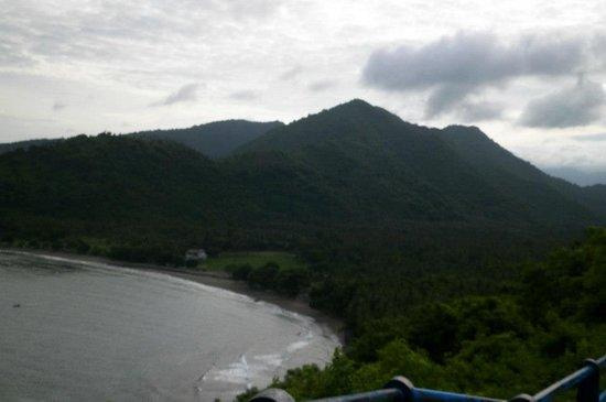 Malimbu Hill: Pemandangan dari atas