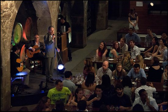 Fado in Porto - Caves Calem