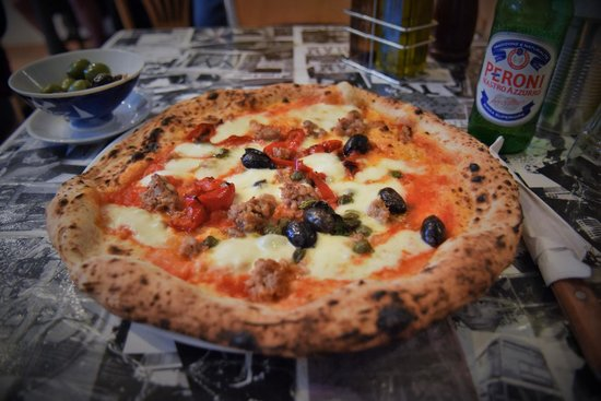 Bravi Ragazzi Pizza