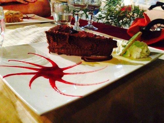 Au vieux Figuier : Gâteau au chocolat ! :3
