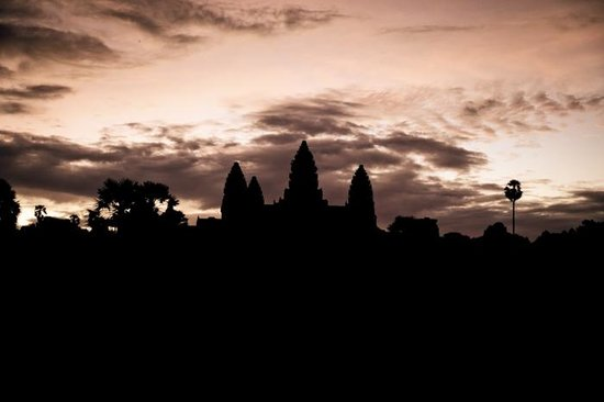 Siem Reap Private Day Tours: Ankor Wat Sunrise