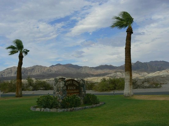 Furnace Creek Inn and Ranch Resort: Furnace Creek Ranch