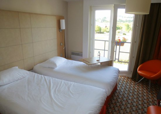 Ibis Styles Chinon: chambre double