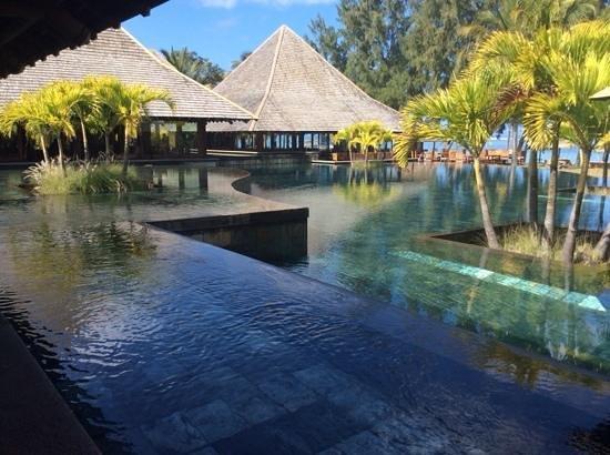 Heritage Awali Golf & Spa Resort : restaurant