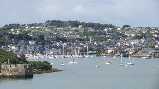 About Cork Taxi Tours Day Tours: Out look over Kinsale
