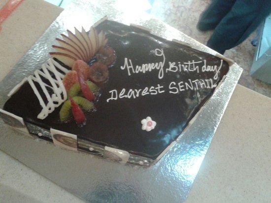 E Hotel: Sept Month Cake