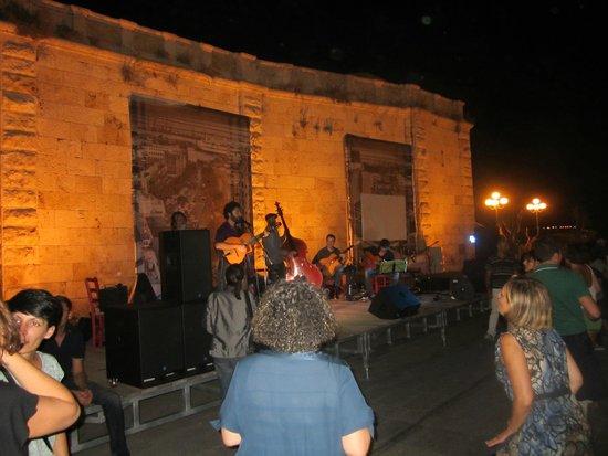 Bastione di Saint Remy: concerto live