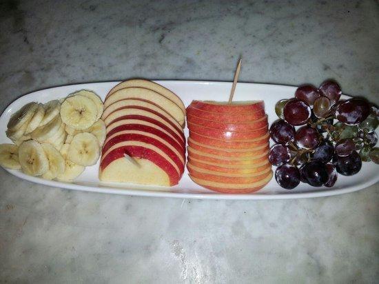 Riad Palau : fruit