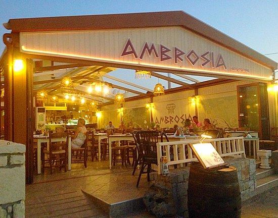 Ambrosia Taverna: Ambrosia 2014