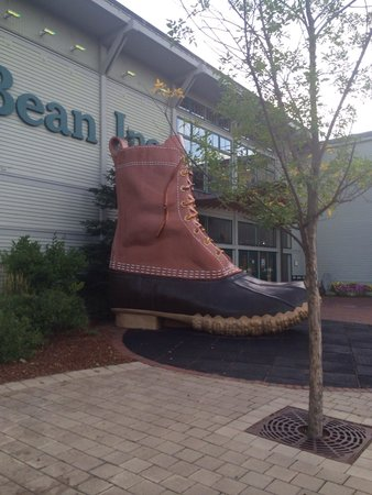L.L. Bean Factory Store: Do you have this in a slightly smaller size?