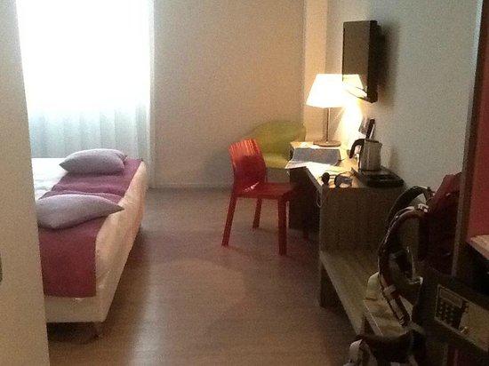 Mercure Venezia Marghera hotel: Room 218