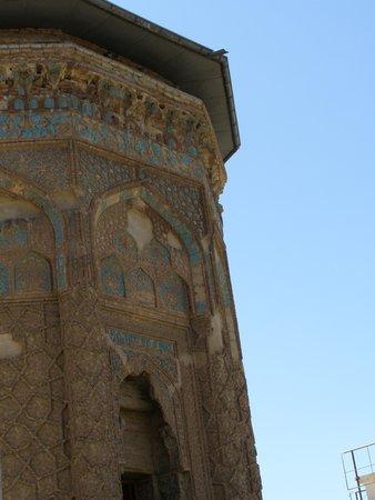Maragheh, Iran: gonbade kabud