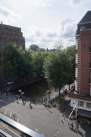Banks Mansion : View from our room at Herrengracht