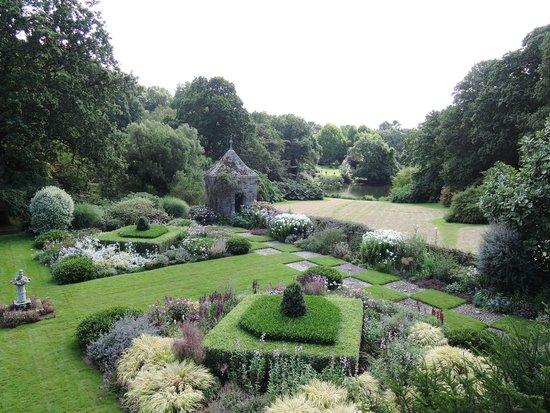 Paimpol, France: La parte più bella del giardino