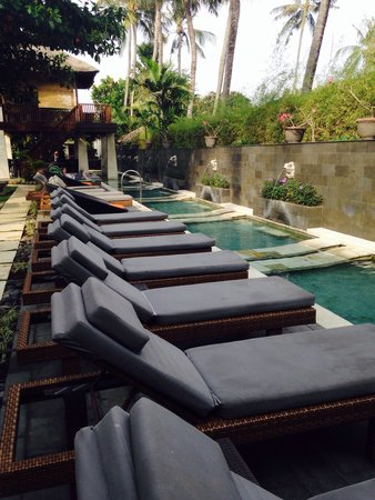 Bali Dynasty Resort: Adults only pool