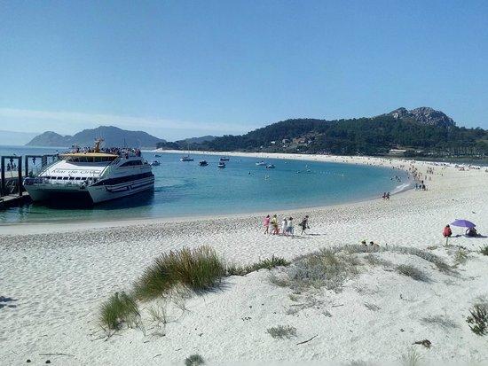 Playa de Rodas: beach
