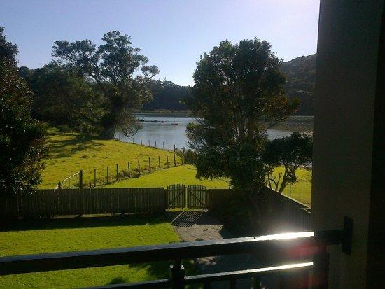 Waiwera Motel: Gorgeous view