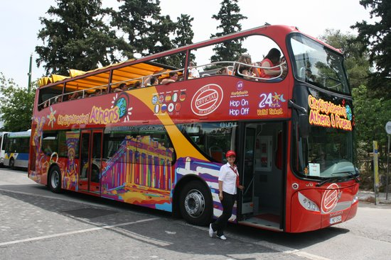 City Sightseeing Athens & Piraeus