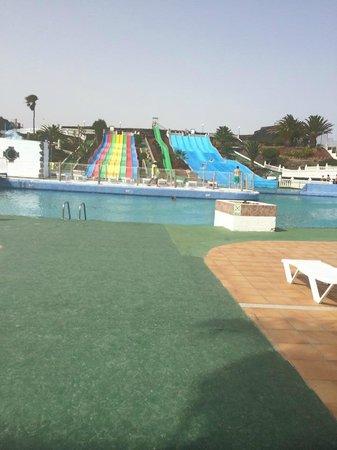 Aquapark Costa Teguise : The park