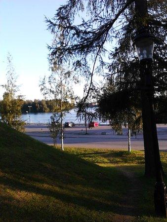 Scandic Umea South: På promenad  i staden