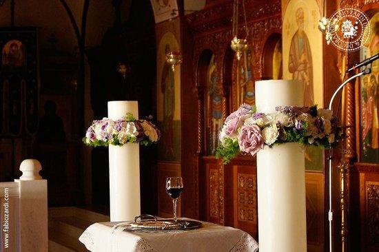 Lampades gamou - Picture of Fabio Zardi Floral Design & Decoration ...