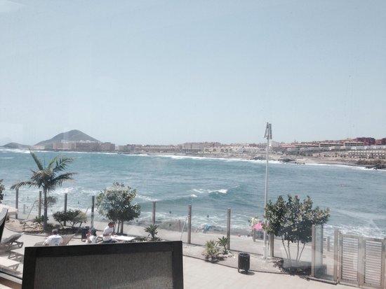Hotel  Arenas del Mar: Sea view