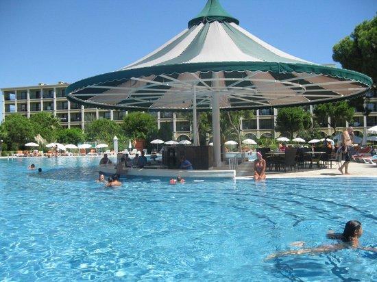 Venezia Palace Deluxe Resort Hotel: Mehdi. Pool bar