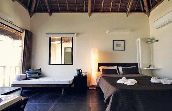 Boracay Kiteresort: Our Room