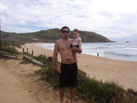 Silveira Beach: Praia da Silveira, Garopaba