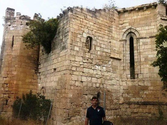 Monasterio de Santa María de Bonaval: Abside
