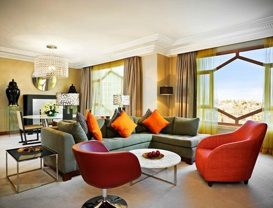 Grand Hyatt Amman: Executive Suite