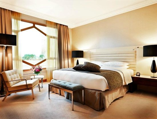 Grand Hyatt Amman: Grand Suite