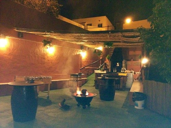 Terraza Para Eventos Picture Of Restaurante Grill La