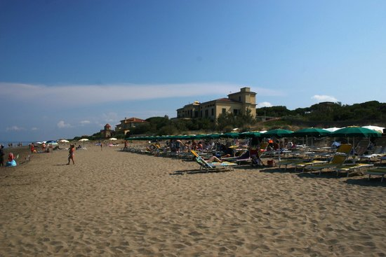 Canado Club Family Village: Spiaggia