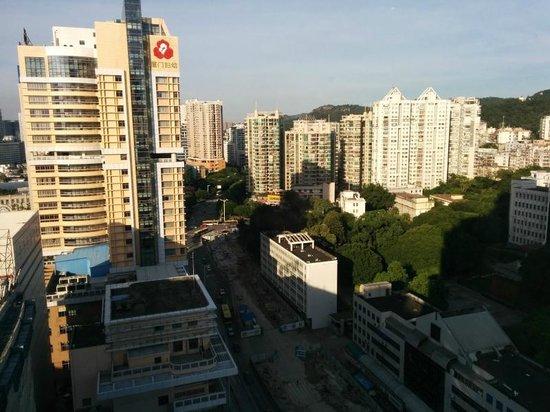 Xiamen Tegoo Hotel : View from room